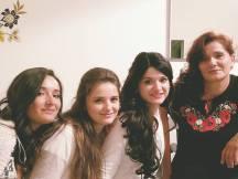Anca, Carmen, Betinia, Rodica