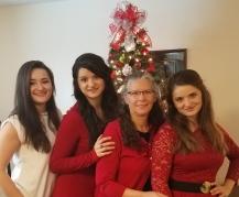 Anca, Betinia, Mom, Carmen